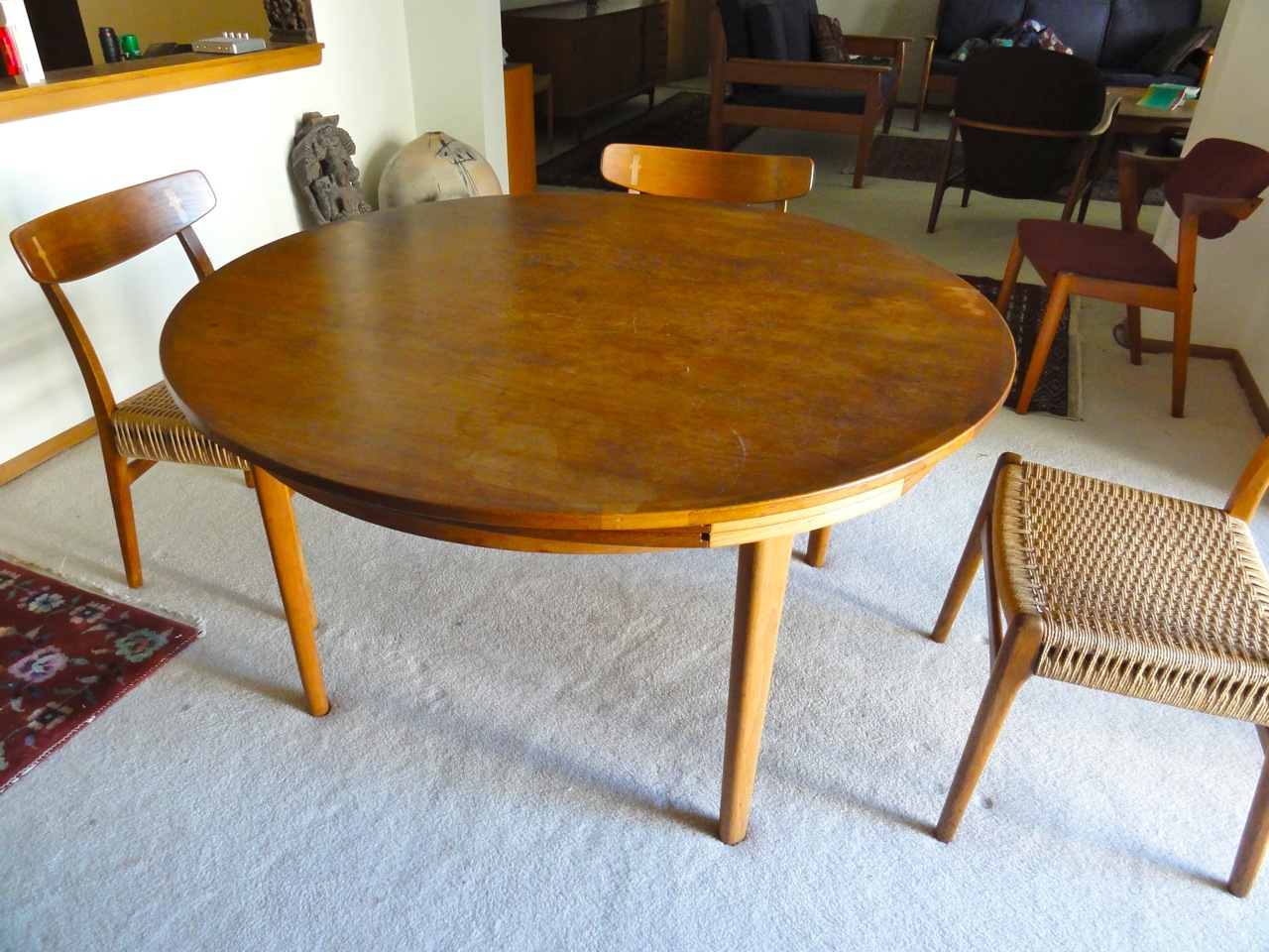 Dining Table Fold Out Dining Table