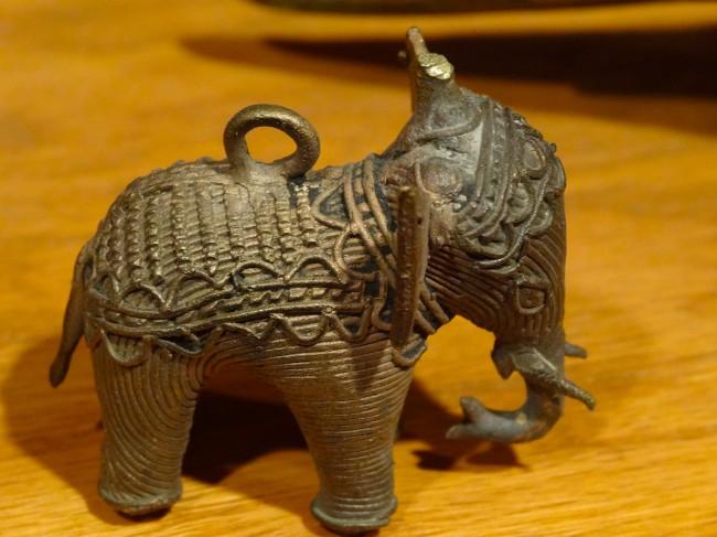 Granny Pat's elephant