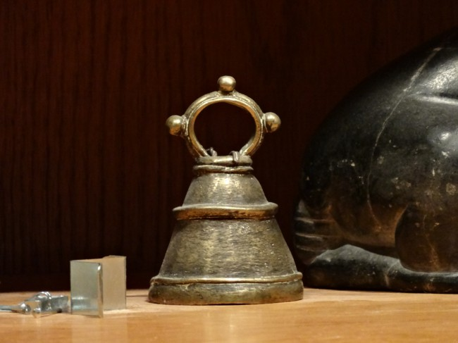 Granny Pat's bell