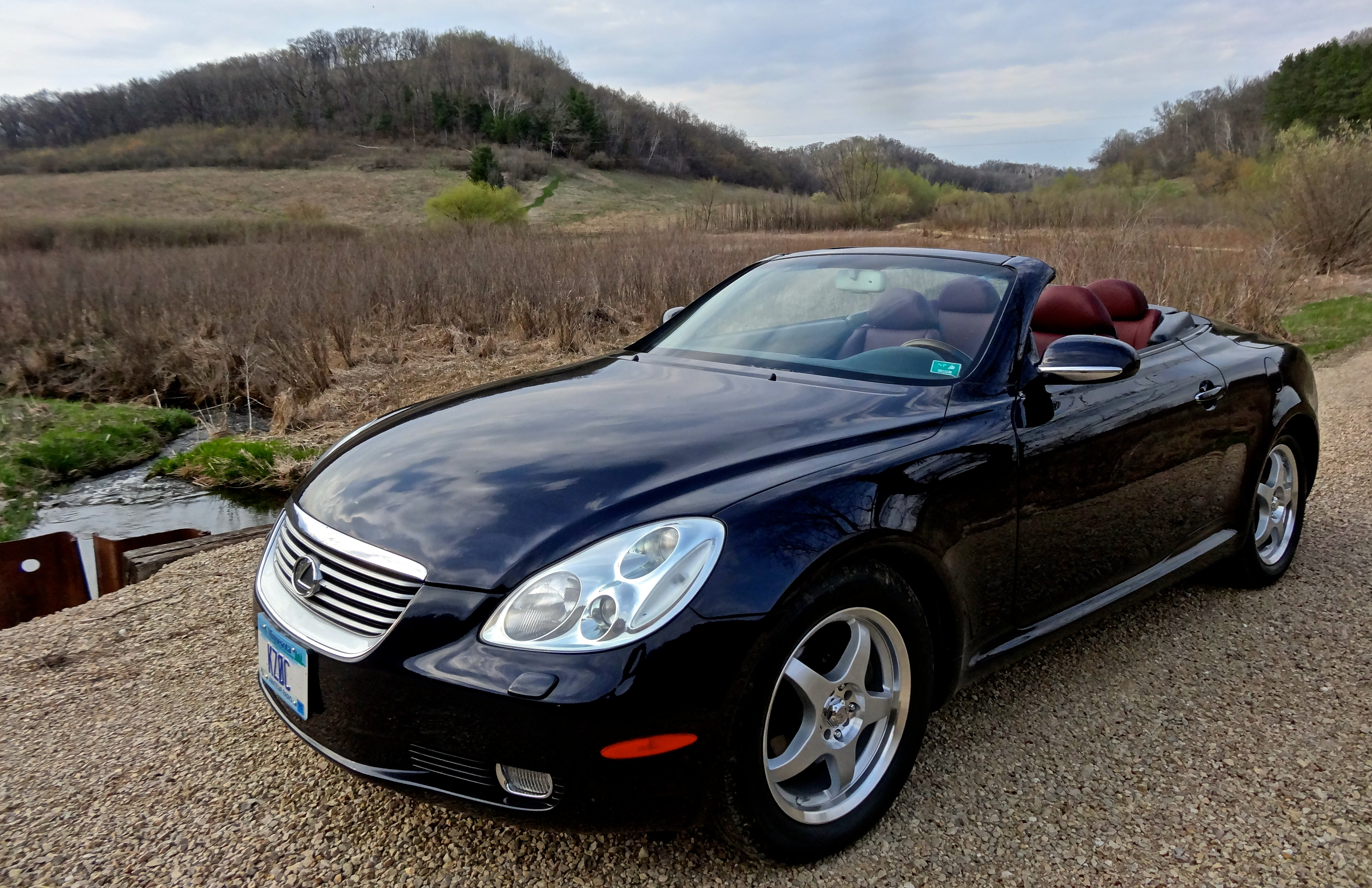 2002 Lexus SC430 for sale by owner (SOLD) – Mike O'Connor