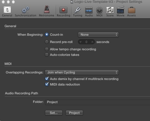 Logic-File-Project-Settings-Recording